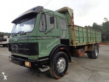 Mercedes Holztransporter