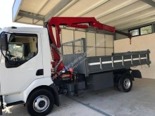 camião basculante para obras Renault