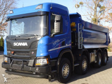 camião basculante Scania