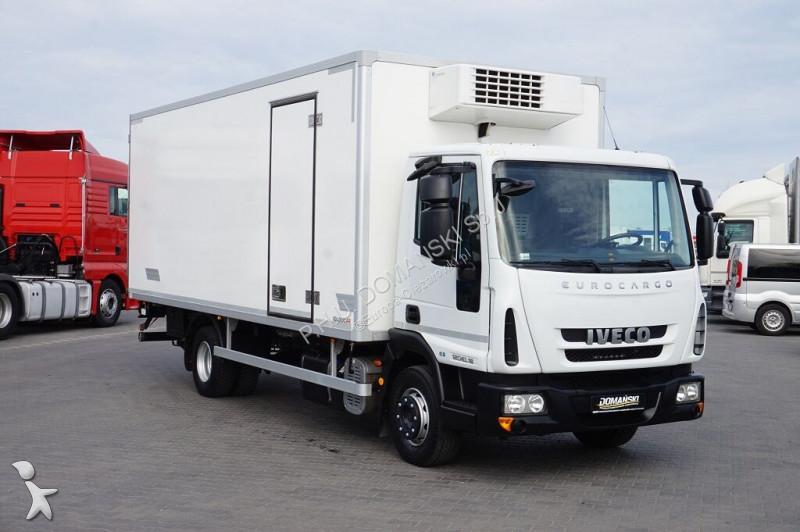 Ciężarówka Iveco EUROCARGO / 120E18 / E 5 / CHŁODNIA + WINDA