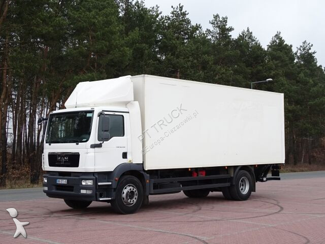 Ciężarówka MAN TGM 18.290