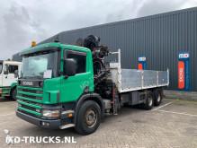 vrachtwagen kipper Scania