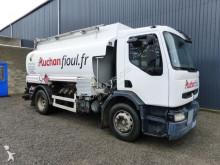 ciężarówka cysterna produkty chemiczne Renault