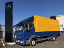 camion Mercedes Atego 821 L 4x2 Koffer + LBW Euro6