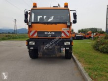 camion ribaltabile trilaterale MAN
