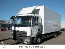 camião Mercedes 818 L Atego IV, 6m Koffer, Euro6, Lbwd, AHK