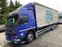 camion Volvo cassone centinato FM7 290 6x2 Euro 2 usato - n°3109350 - Foto 1