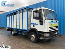 camion Iveco 120E18 Euro tech, Animal transport, Manual, Steel suspension