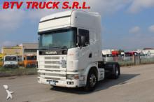 ciężarówka Scania 164 L 580 TRATTORE STRADALE