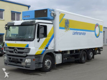 camião Mercedes Actros Actros 2541*Euro5*TÜV*Retarder*AHK*L
