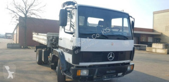 camion Mercedes 914 914 Kipper mit Kran