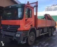 camion Mercedes plateau ridelles Actros 3336 6x4 Euro 3 occasion - n°3112679 - Photo 1