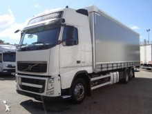 ciężarówka Plandeka Volvo