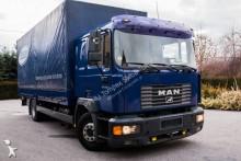 ciężarówka Plandeka MAN