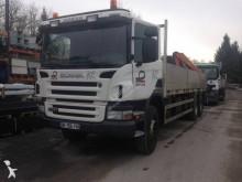 camião estrado / caixa aberta caixa aberta Scania