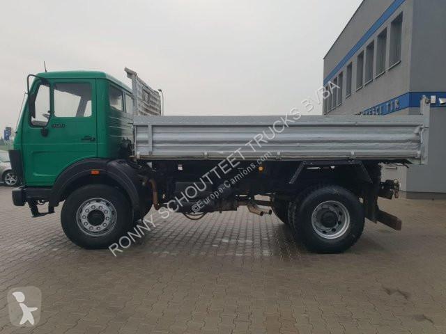 Camion Mercedes 1625 V8