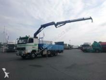 tweedehands vrachtwagen platte bak