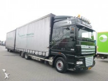 camion remorque DAF XF105.410 6X2 120m3 ZUG