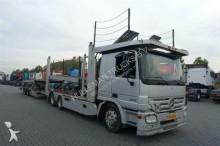 vrachtwagen autotransporter onbekend