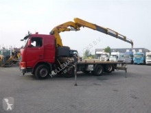vrachtwagen Volvo FH12.420 8X2 MANUAL FULL STEEL EFFER 600