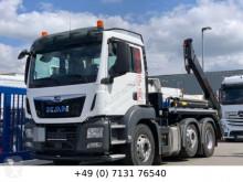 camião MAN 26.500 6x2/4, Meiller AK NT 16, Intarder,
