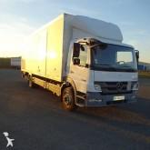 Mercedes plywood box truck
