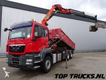 vrachtwagen MAN TGS 26.400