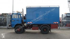 vrachtwagen bakwagen Renault