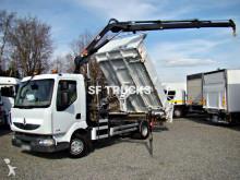 ciężarówka wywrotka trójstronny wyładunek Renault