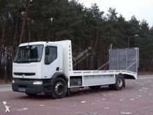 camião porta máquinas Renault