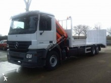 Mercedes heavy equipment transport
