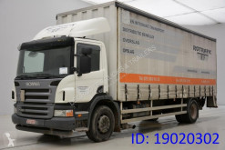camion rideaux coulissants (plsc) Scania