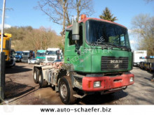 MAN 33.364 DFK/ 6x4 Abrollkipper truck