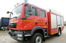 camion fourgon pompe-tonne/secours routier MAN