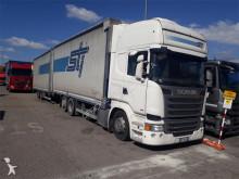 camion cassone fisso Scania
