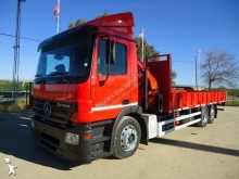 camion Mercedes Actros 2536