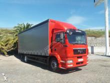 camião cortinas deslizantes (plcd) MAN