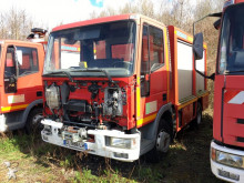 ciężarówka wóz strażacki używana