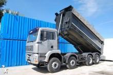 MAN construction dump truck