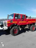 camião veículo de bombeiros combate a incêndio Mercedes