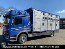 camião transporte de cavalos Mercedes