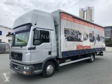 camion MAN TGL 8.180 Tautliner- Top Sleeper-Standheizung