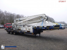 semi remorque nc Self-climbing tower concrete placing boom AST-29.4/125