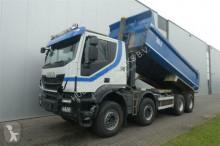 Iveco TRAKKER 500 8X4 FULL STEEL HUB REDUCTION EURO 6 truck
