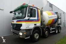 camión nc MERCEDES-BENZ - ACTROS 3244 8X4 EPS FULL STEEL HUB REDUCTION CI
