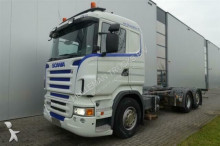 Scania R480 6X2 CHASSIS truck