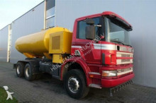 vrachtwagen Scania P114.340 6X6 MANUAL FULL STEEL HUB REDUCTION WAT