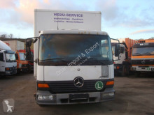 Mercedes Atego 818 Ladebordwand koffer truck