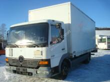 камион Mercedes Atego 815 Ladebordwand koffer