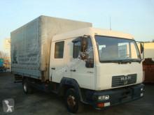 tweedehands vrachtwagen met huifzeil